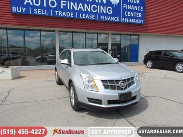 2012 CADILLAC SRX Luxury   AWD   ROOF   LEATHER   CAM in London, Ontario