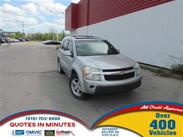 2006 CHEVROLET EQUINOX LT   AWD   SUNROOF    AS-IS SPECIAL in London, Ontario
