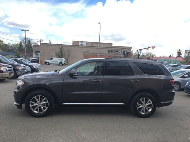 used 2016 dodge durango limited 4dr all wheel drive leather calgary. Black Bedroom Furniture Sets. Home Design Ideas