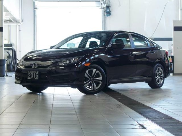 2016 HONDA CIVIC LX in Kelowna, British Columbia