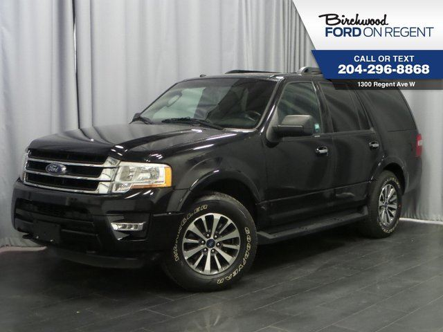 2017 Ford Expedition XLT 4WD *Heated/Cooled Leather* in Winnipeg, Manitoba