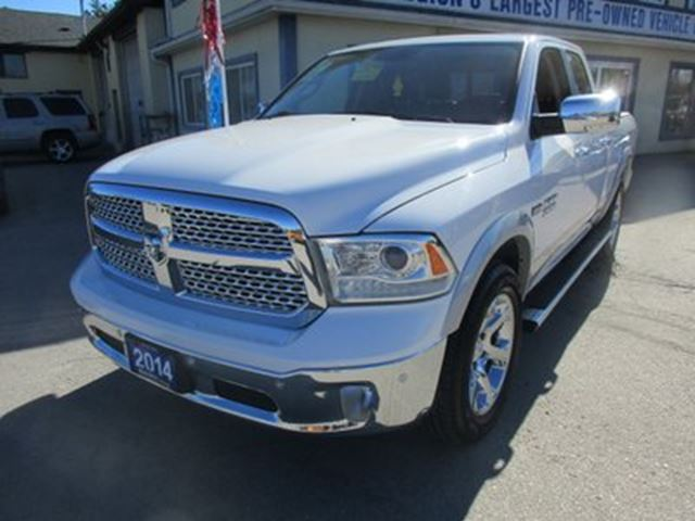 used 2014 dodge ram 1500 loaded laramie edition 5. Black Bedroom Furniture Sets. Home Design Ideas