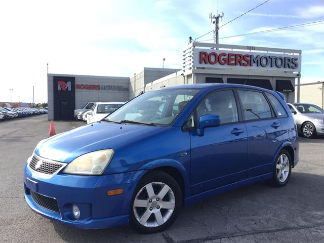 2005 Suzuki Aerio SX - ALLOYS - POWER PKG in Oakville, Ontario