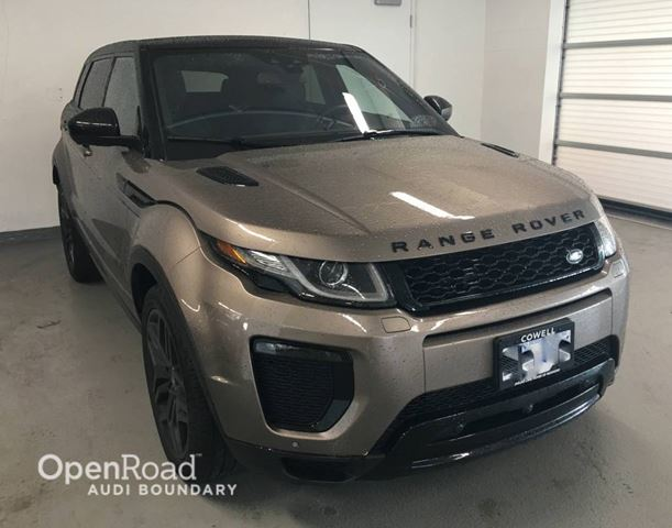 2016 LAND ROVER RANGE ROVER EVOQUE 5dr HB HSE Dynamic NO ACCIDENTS  FULLY LOADED in Vancouver, British Columbia