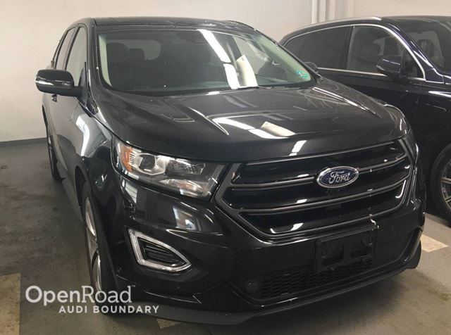 2015 FORD EDGE 4dr Sport AWD in Vancouver, British Columbia