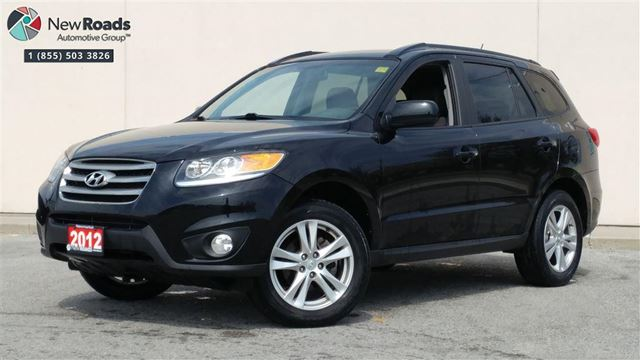 2012 HYUNDAI SANTA FE GL 3.5 GL 3.5, Sport, Roof, Alloys, One Owner, Low k's in Newmarket, Ontario