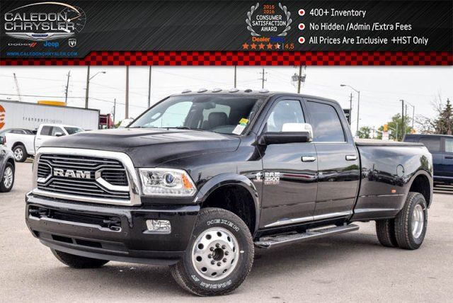2017 Dodge RAM 3500 Limited in Bolton, Ontario