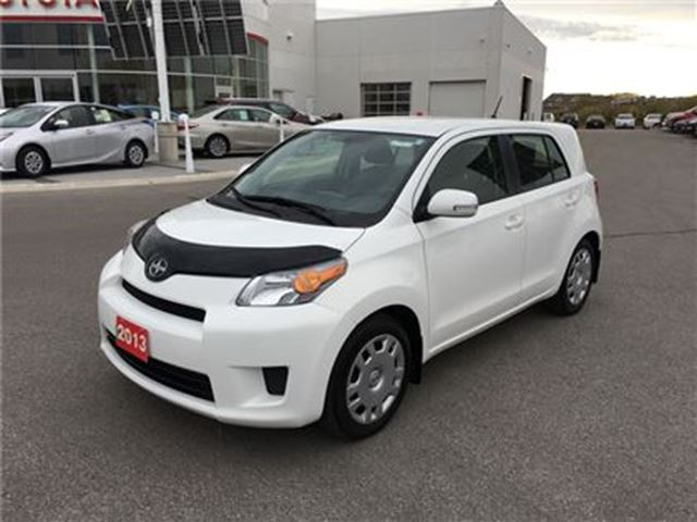 2013 SCION XD - Sporty, Fuel Efficient Manual! in Stouffville, Ontario