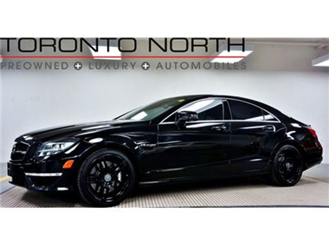 2012 Mercedes-Benz CLS-Class CLS 63 AMG NO ACCIDENT in Toronto, Ontario