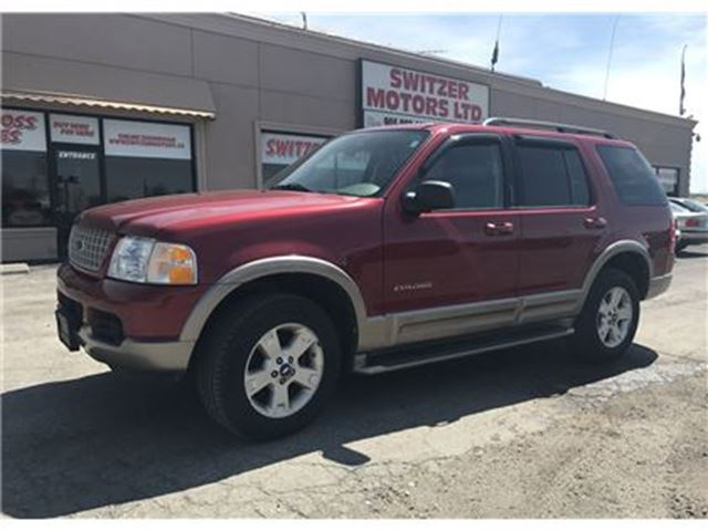 2004 Ford Explorer EDDIE BAUER....FULLY LOADED LEATHER in Orono, Ontario