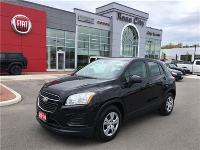 2014 CHEVROLET TRAX LS~Automatic~Air~Local Trade in Welland, Ontario