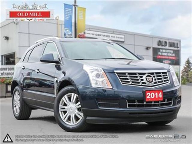 2014 CADILLAC SRX Luxury Collection in Toronto, Ontario
