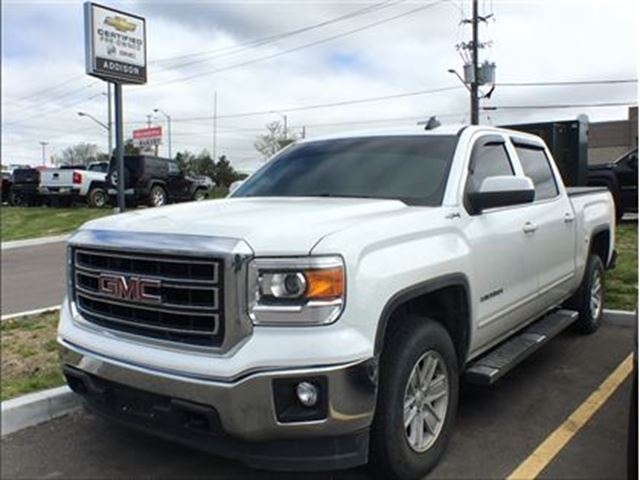 2015 GMC Sierra 1500 SLE One owner, accident free in Mississauga, Ontario