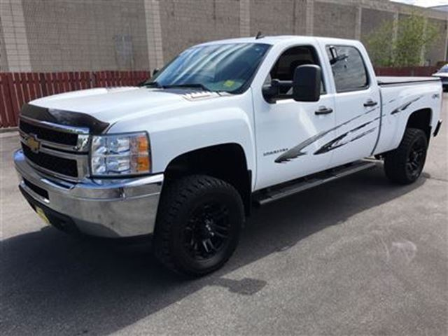 2013 CHEVROLET SILVERADO 2500  WT in Burlington, Ontario