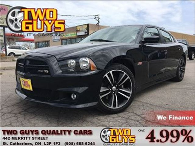 2014 DODGE CHARGER SRT SUPERBEE 6.4L V8 HEMI 470HP!! in St Catharines, Ontario