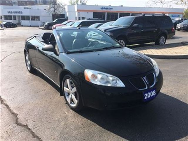 2008 Pontiac G6 GT **AS IS CONDITION** in Burlington, Ontario