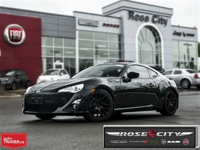 2015 Scion FR-S Bluetooth~One Owner~Manual~Low Km's in Welland, Ontario