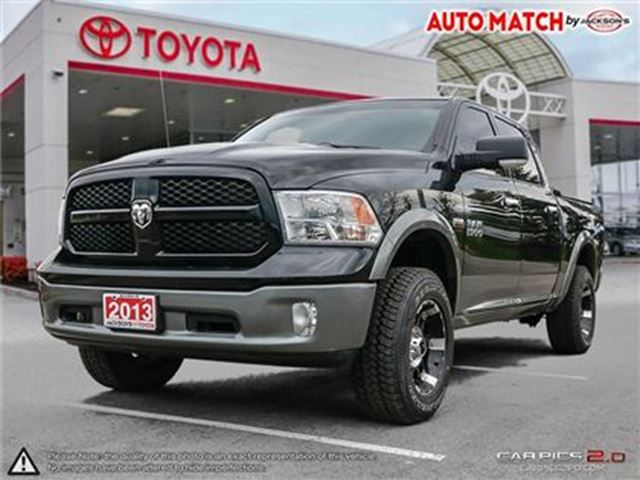 2013 DODGE RAM 1500 SLT in Barrie, Ontario