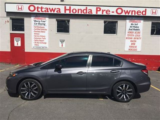2014 HONDA CIVIC Touring in Ottawa, Ontario