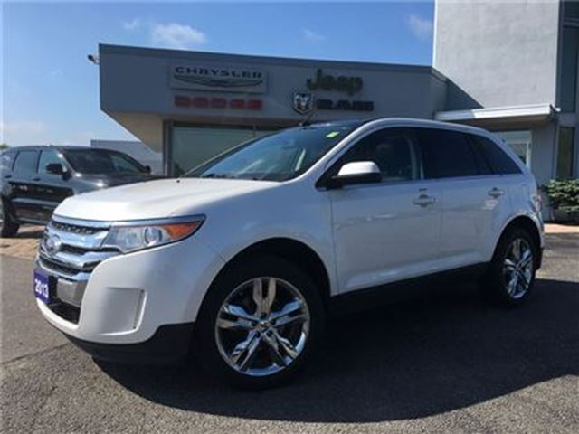 2013 Ford Edge Limited ONE OWNER in Simcoe, Ontario