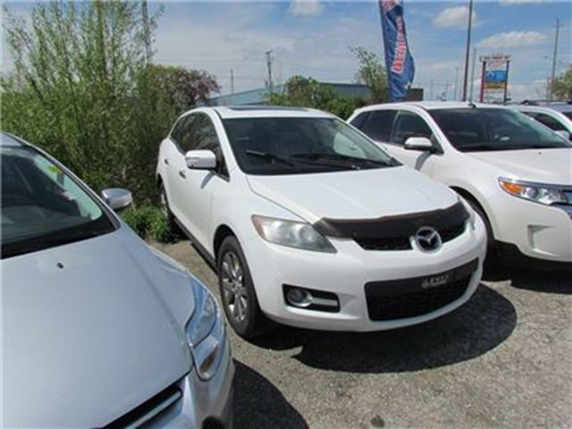 2009 MAZDA CX-7 GT   SUNROOF   LEATHER in London, Ontario