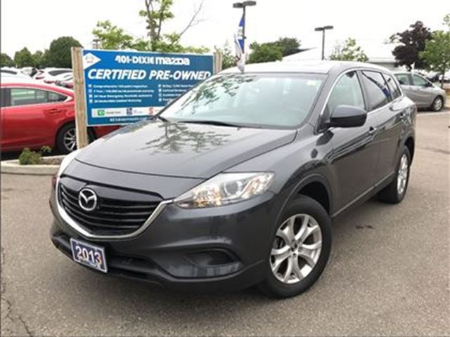 2013 Mazda CX-9 GS AUTOMATIC, BLUETOOTH, MOONROOF in Mississauga, Ontario