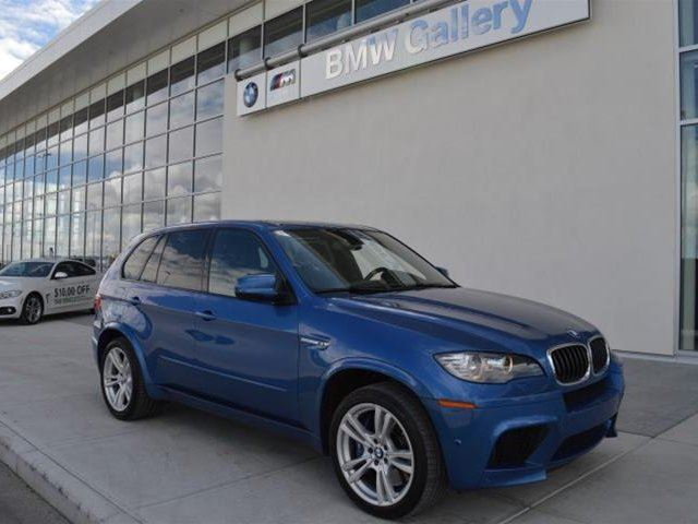 2013 BMW X5 M Base in Calgary, Alberta