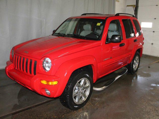 2003 jeep liberty limited edmonton alberta car for sale 2780529. Black Bedroom Furniture Sets. Home Design Ideas