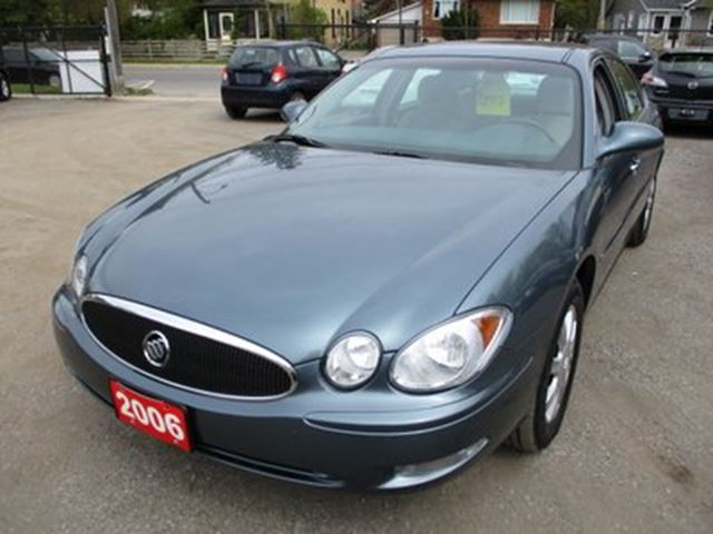 2006 Buick Allure 'GREAT KM' CX MODEL 5 PASSENGER 3.8L-V6 ENGINE. in Bradford, Ontario