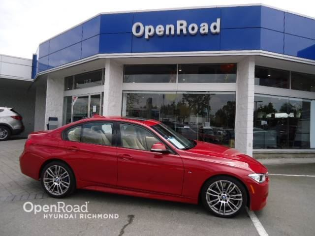 2014 BMW 3 SERIES 335i xDrive- M, PERFORMACE PACKAGE in Richmond, British Columbia