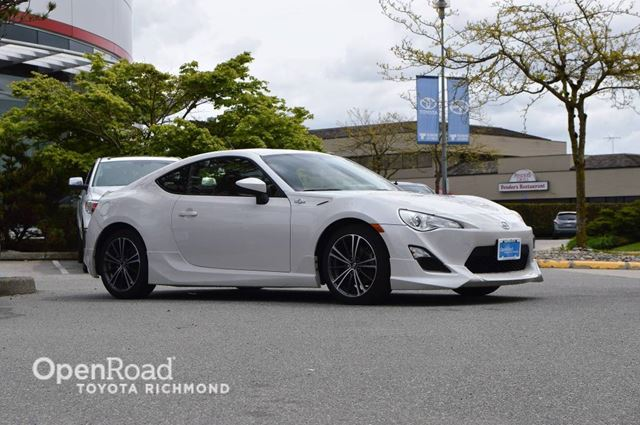 2013 SCION FR-S Man in Richmond, British Columbia