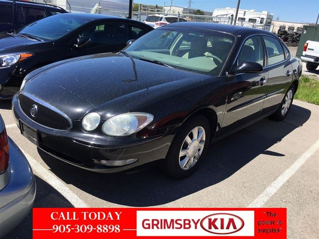 2006 Buick Allure CX...THERE IS A STRONG ALLURE TO IT!!! in Grimsby, Ontario