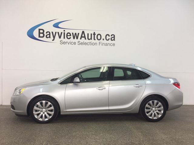 2017 BUICK VERANO - 2.4L! ALLOYS! 1/2 LEATHER! DUAL CLIMATE! ONSTAR! in Belleville, Ontario