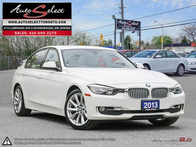 2013 BMW 3 Series xDrive AWD ONLY 79K! **NOT A MIS-PRINT** MODERN PKG in Scarborough, Ontario