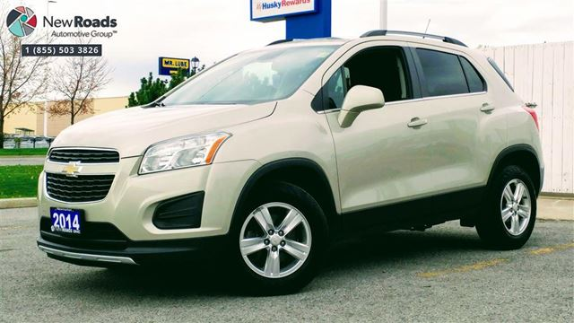 2014 Chevrolet Trax 1LT 1LT, AWD, ONE OWNER, NO ACCIDENT, FULLY SERVICED. in Newmarket, Ontario