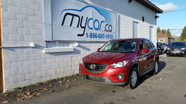 2013 MAZDA CX-5 GS in Kingston, Ontario
