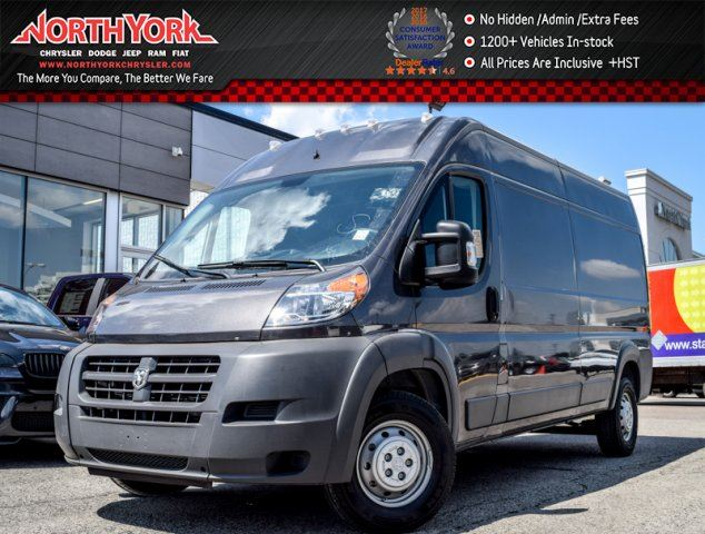 2017 Ram Promaster HighRoof Keyless_Entry Power Options AC in Thornhill, Ontario
