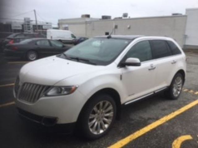 2015 LINCOLN MKX Limited AWD w/Navigation in Mississauga, Ontario