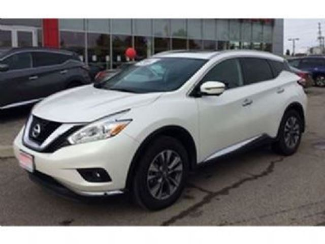 2016 Nissan Murano 4dr SV in Mississauga, Ontario