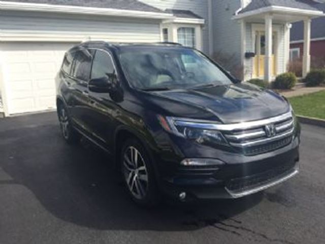 2016 Honda Pilot 4dr Touring  w/60/120000kms Extended Warranty w/Lease Guard in Mississauga, Ontario
