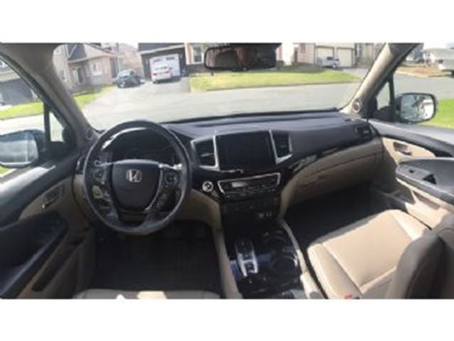2016 honda pilot 4dr touring w 60 120000kms extended for Honda extended warranty cost 2016