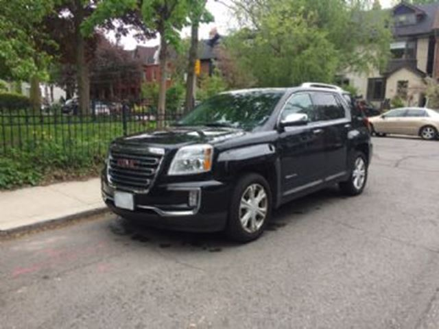 2016 GMC TERRAIN AWD 4dr SLT w/NAV and SUNROOF in Mississauga, Ontario