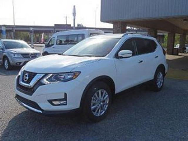 2017 Nissan Rogue 2.5 SV AWD DUAL SUNROOF,4 CAMERA,NAVIGATION, BLIND SPOT  in Mississauga, Ontario