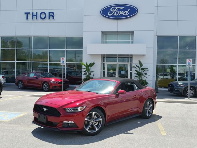 2017 ford mustang v6 orillia ontario car for sale 2780118. Black Bedroom Furniture Sets. Home Design Ideas