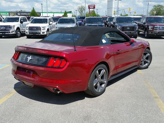 2017 ford mustang v6 orillia ontario car for sale 2780121. Black Bedroom Furniture Sets. Home Design Ideas