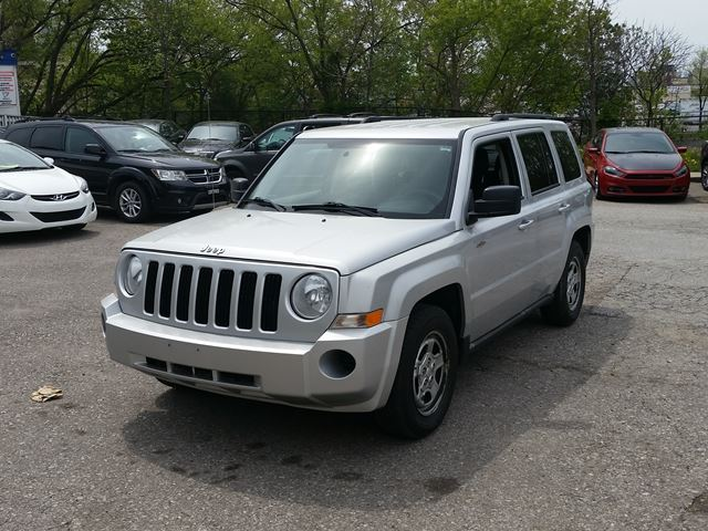 2010 Jeep Patriot North in Mississauga, Ontario