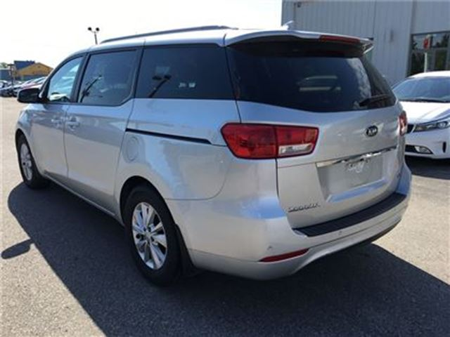 2016 kia sedona lx 8 passenger brantford ontario car for sale 2780901. Black Bedroom Furniture Sets. Home Design Ideas