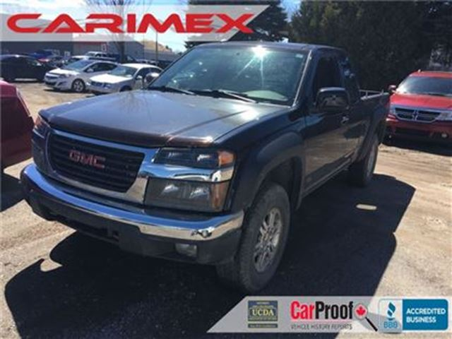 2010 GMC Canyon SLE in Kitchener, Ontario