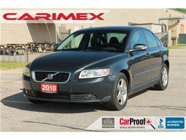 2010 VOLVO S40 2.4i in Kitchener, Ontario