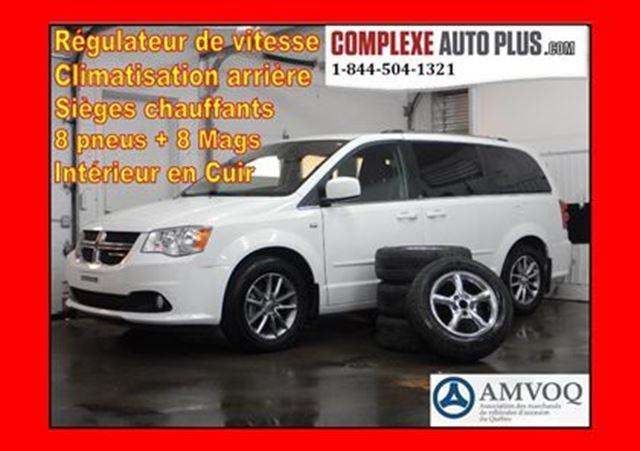 2014 Dodge Grand Caravan 30th Anniversary Stow N Go in Saint-Jerome, Quebec